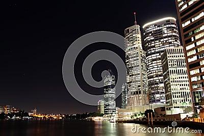 Brisbane Financial District