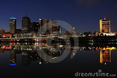 Brisbane at Nigth