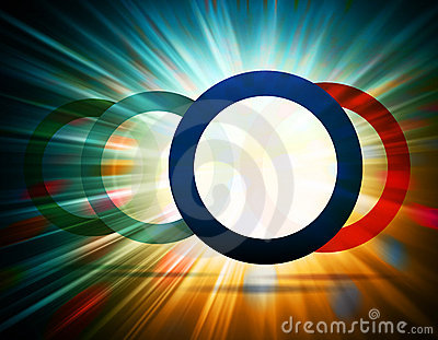 Bristning av cirklar