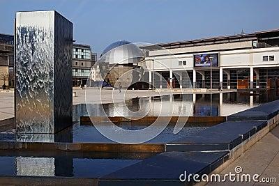 At Bristol - Bristol - United Kingdom Editorial Photo