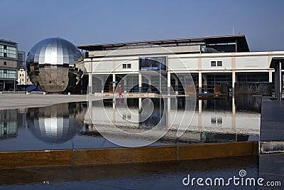 At Bristol development - Bristol - England Editorial Photo
