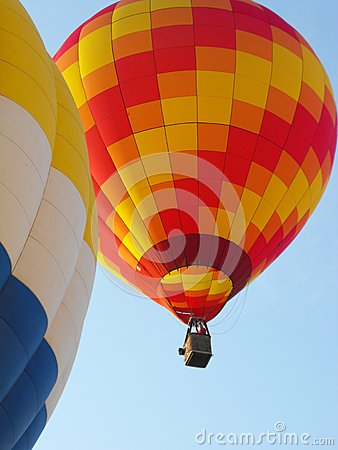 Bristol International Balloon Fiesta Editorial Image