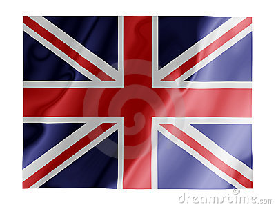 Britain fluttering