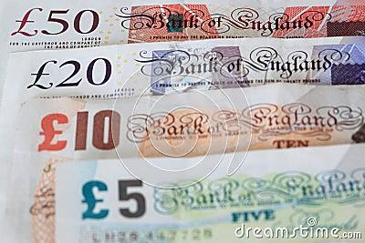 Britain pounds
