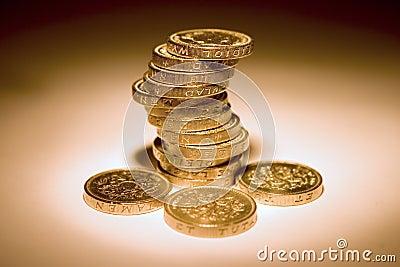 BRITISCHE Münzen