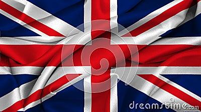 BRITISCHE Markierungsfahne - Großbritannien