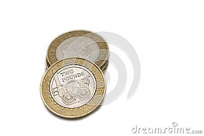 British £2 Coins