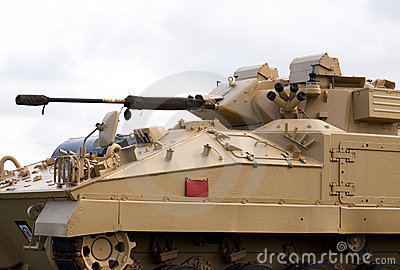 British Army light tank