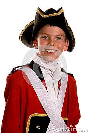 British Red Coat Stock Photo - Image: 39022808