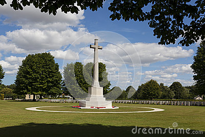 British Cemetery of the Second World War, Bayeux
