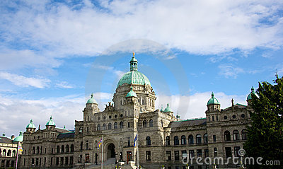 The British Columbia Legislature
