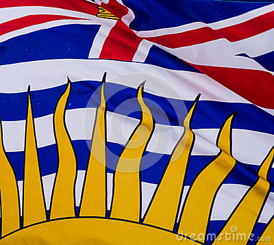 British Columbia sjunker