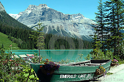 British Columbia, Vancouver, Emeral Lake