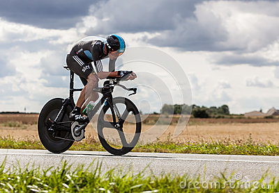 The British Cyclist Froome Christopher Editorial Photography