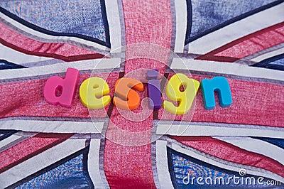 British design: possible logo.