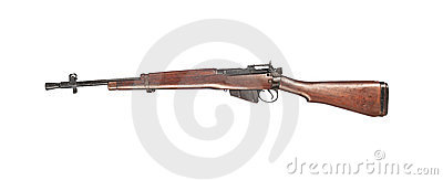 British Enfield Rifle