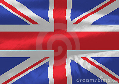 British flag flow