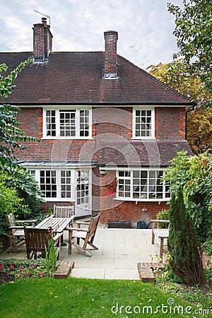 Free British Home Stock Photo - 42410870
