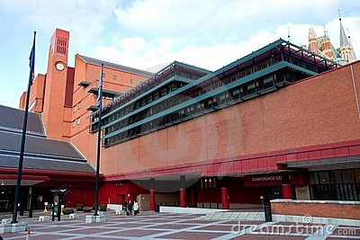 British library Editorial Image