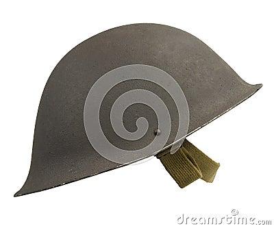 British Military Helmet