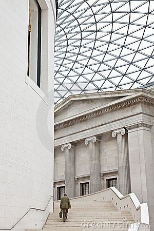 British Museum Editorial Stock Photo