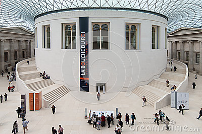 The British Museum Editorial Photo