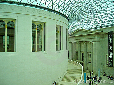 British Museum Editorial Photo
