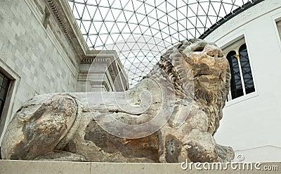 The British Museum London interior