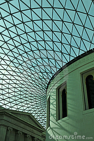 British Museum, London, United Kingdom Editorial Photo