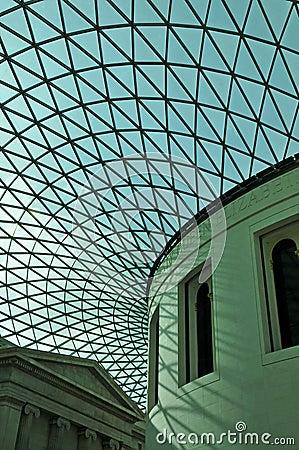 British Museum, London, United Kingdom Editorial Photo