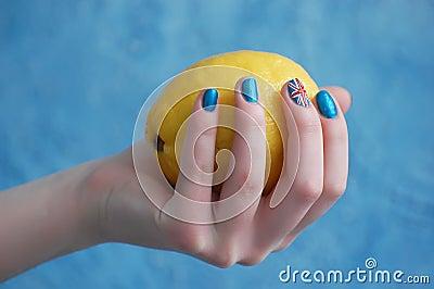 British nail