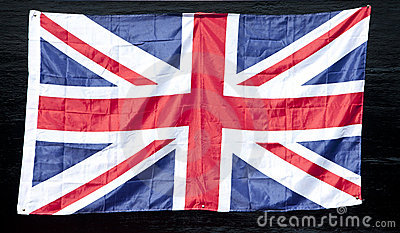 British Olympic flag
