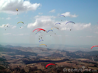 British Paragliding Open