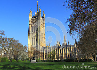 British Parliament Building