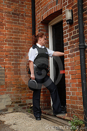 Free British Police Officer Royalty Free Stock Photography - 3202467