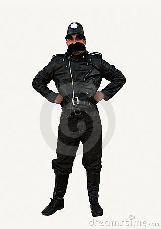 British Policeman costume