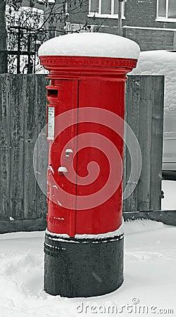 The British Post Box