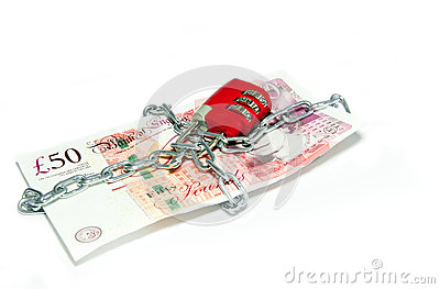 British pound money security