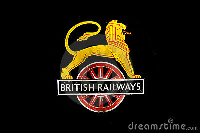 British Railways Logo Editorial Photography
