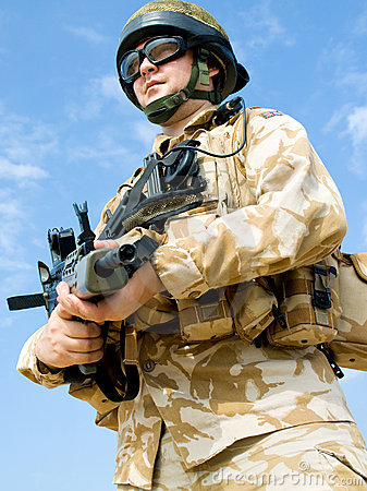British Royal Commando