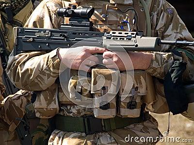 British Royal Commando