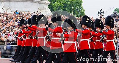 British Royal Guard of Honor