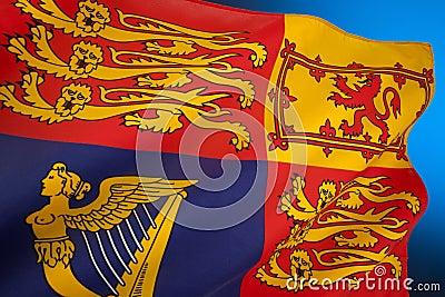 British Royal Standard - United Kingdom