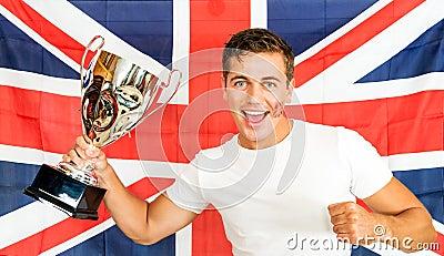 British Sports fan