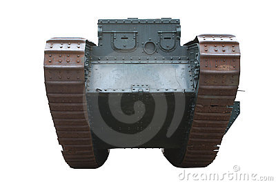 British tank - Mark V
