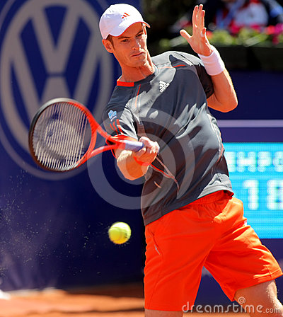 Free British Tennis Player Andy Murray Stock Photos - 24496463