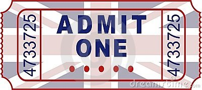 British ticket