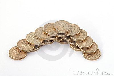 British, UK, pound coins