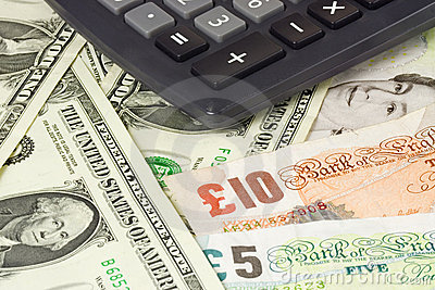 British and US currency pair
