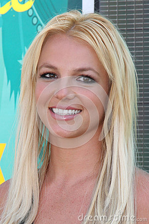Britney Spears Editorial Stock Photo